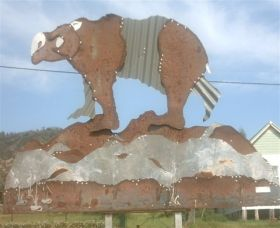Diprotodon Drive - Tamber Springs - Accommodation Whitsundays