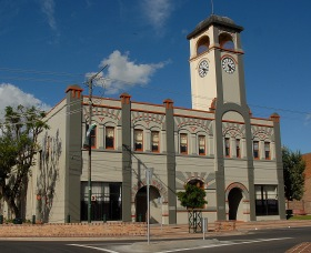 Gunnedah Cultural Precinct - Accommodation Whitsundays
