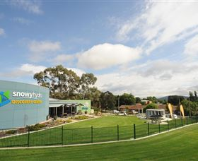Snowy Mountains Hydro Discovery Centre - Accommodation Whitsundays