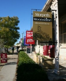 Morpeth Wine Cellars and Moonshine Distillery - Accommodation Whitsundays