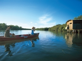 Boondall Wetlands Reserve - Accommodation Whitsundays