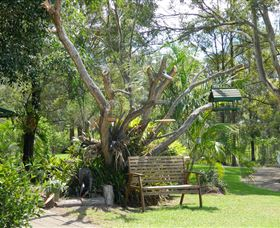 Mondrook Garden Cafe Gallery and Function Centre - Accommodation Whitsundays