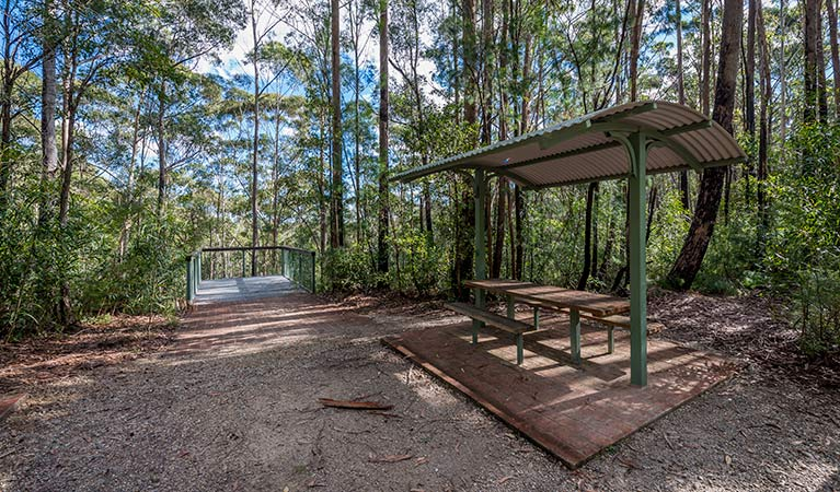 Big Nellie lookout and picnic area - Accommodation Whitsundays