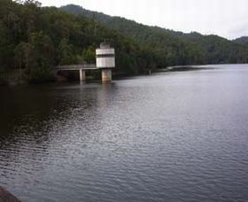 Clarrie Hall Dam - Accommodation Whitsundays