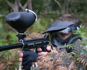 Tactical Paintball Games - Accommodation Whitsundays