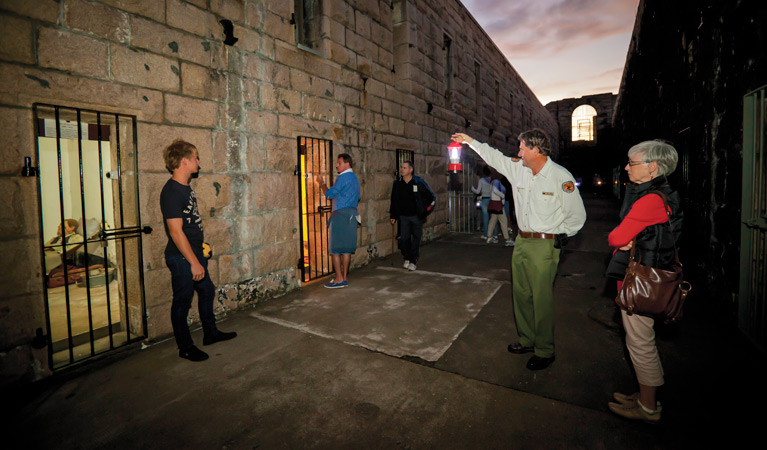 Trial Bay Gaol - Accommodation Whitsundays