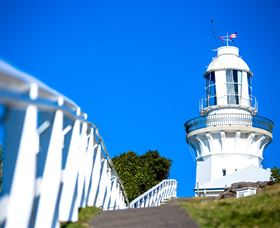 Smoky Cape Lighthouse Accommodation and Tours - Accommodation Whitsundays