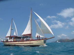 Adventure Cruise Dive and Outer Reef - Whitsundays Sailing Adventures - Accommodation Whitsundays