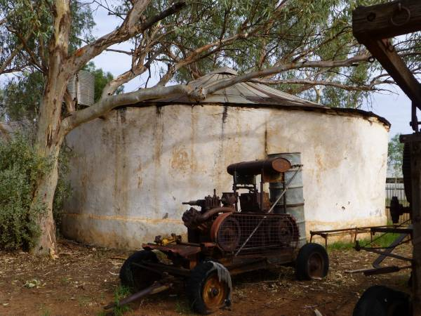 Hermannsburg Historical Precinct - Accommodation Whitsundays