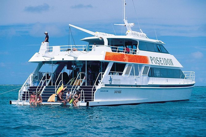 Poseidon Outer Great Barrier Reef Snorkeling and Diving Cruise from Port Douglas - Accommodation Whitsundays