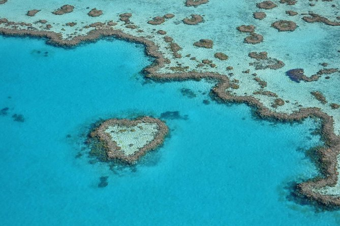 Reef and Island Scenic Flight from Airlie Beach - Accommodation Whitsundays