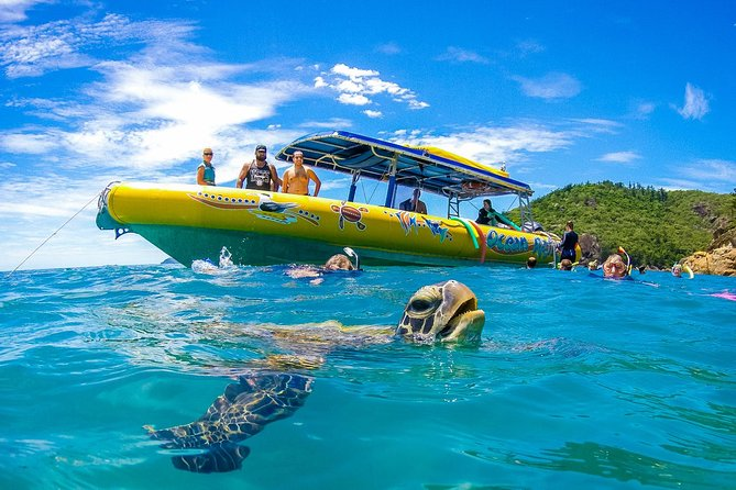 Ocean Rafting Tour to Whitehaven Beach - Accommodation Whitsundays