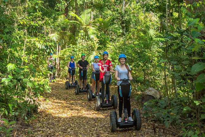 Whitsunday Segway Rainforest Discovery Tour - Accommodation Whitsundays
