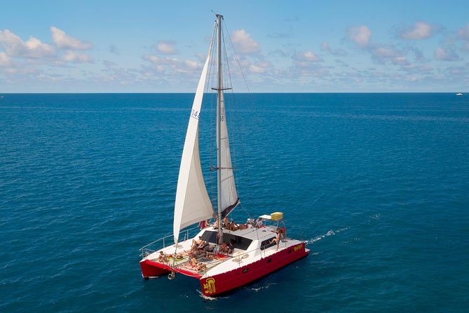 2-Night Whitsunday Islands All-Inclusive Sailing Tour from Airlie Beach - Accommodation Whitsundays