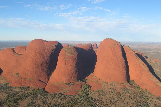 Kata Tjuta and Uluru Grand View Helicopter Flight - Accommodation Whitsundays
