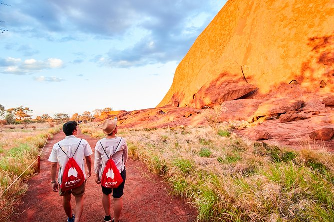 Uluru Sunrise and Guided Base Walk - Accommodation Whitsundays