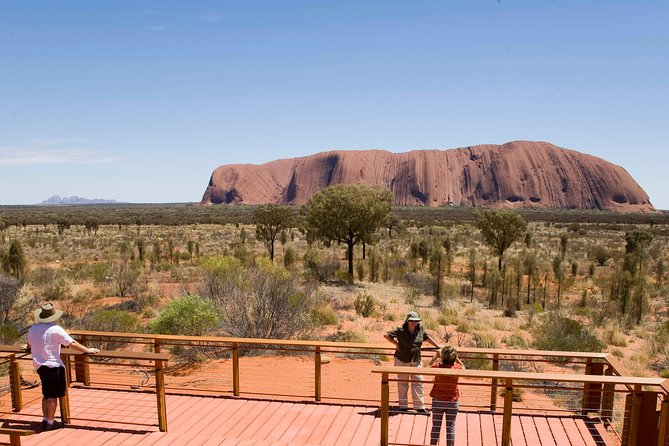 Uluru Small Group Tour including Sunset - Accommodation Whitsundays