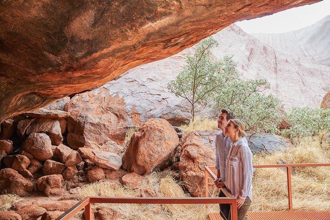 Uluru Base and Sunset Half-Day Trip with Optional Outback BBQ Dinner - Accommodation Whitsundays