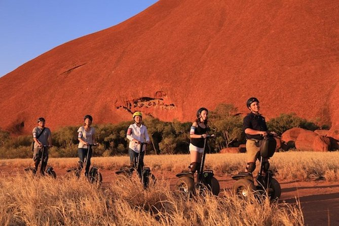 Quarter Uluru Segway  Sunset - Accommodation Whitsundays
