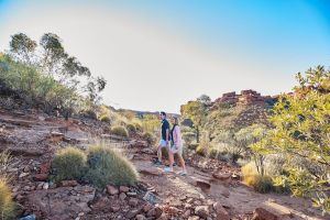 Kings Canyon Guided Rim Walk - Accommodation Whitsundays
