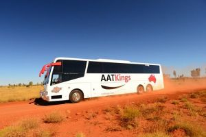 Coach Transfer from Kings Canyon to Alice Springs - Accommodation Whitsundays