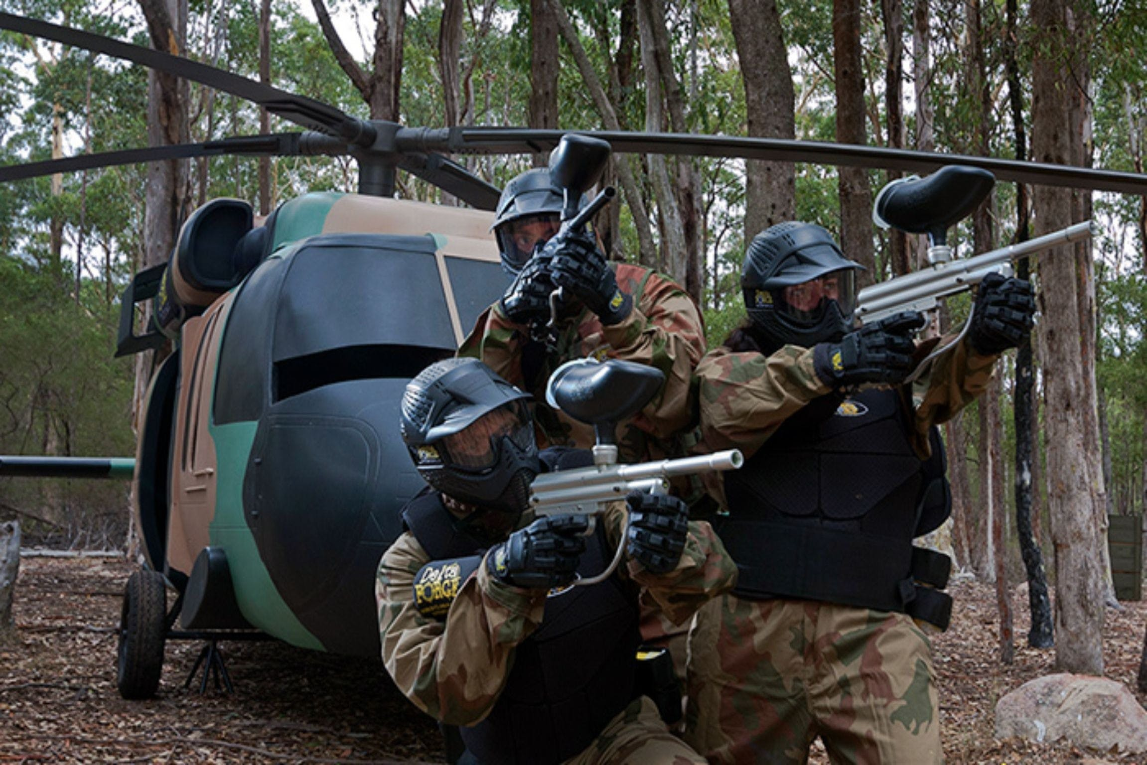 Delta Force Paintball Appin - Accommodation Whitsundays