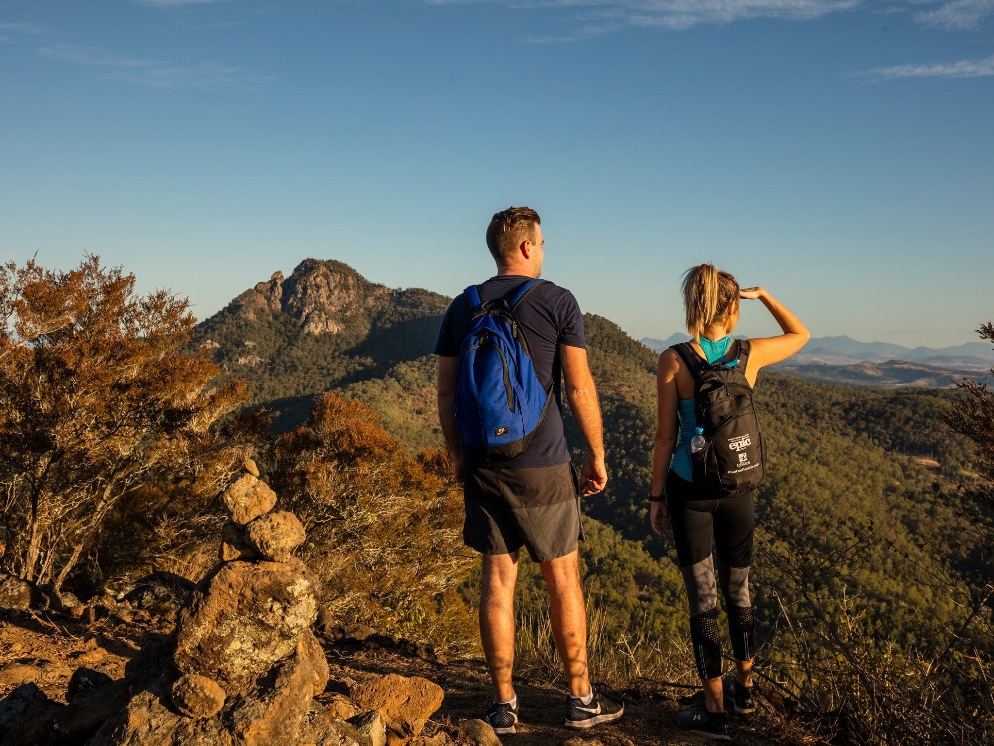 Mount Blaine Hiking Track - Accommodation Whitsundays