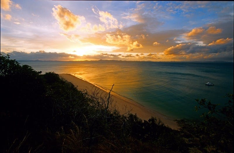 North Keppel Island Hilltop Trail - Accommodation Whitsundays