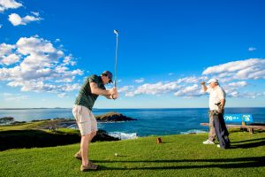 Crescent Head Country Club Golf Course - Accommodation Whitsundays