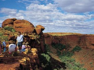 Kings Canyon - Accommodation Whitsundays