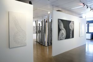 Outstation Gallery - Aboriginal Art from Art Centres - Accommodation Whitsundays