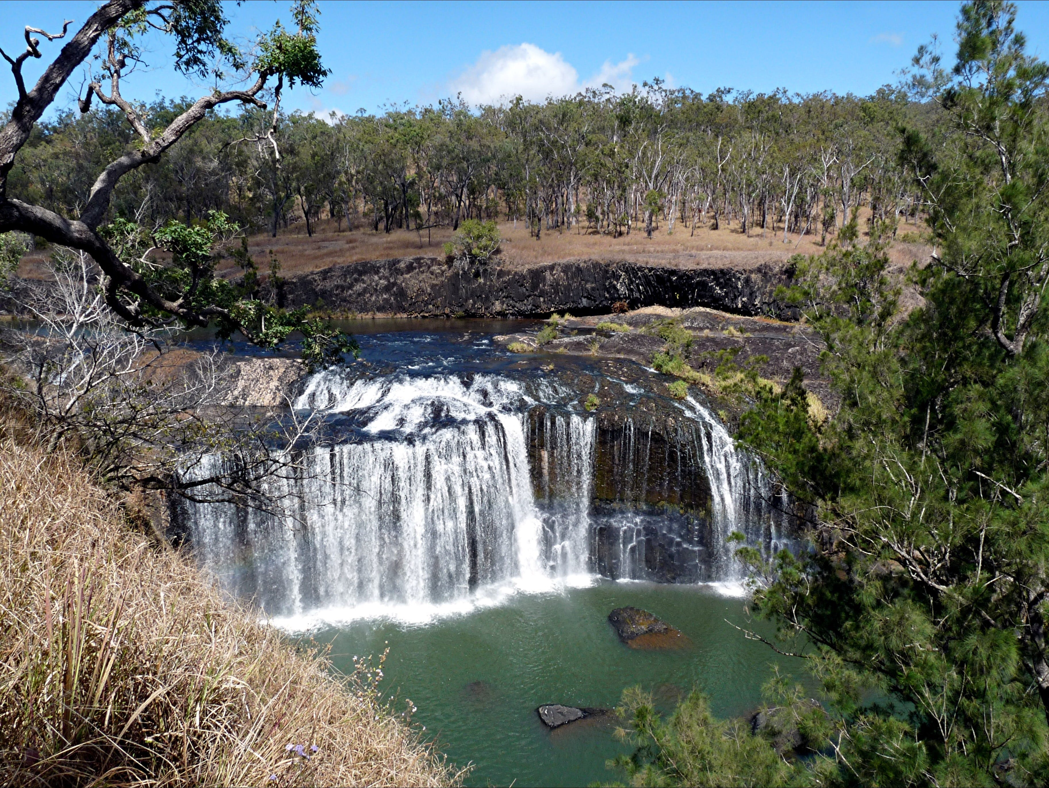 Millstream Falls National Park - Accommodation Whitsundays