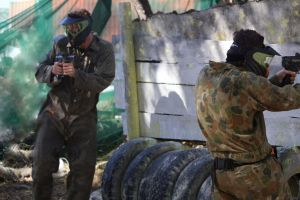 Skirmish Sunshine Coast Outdoor Paintball - Accommodation Whitsundays