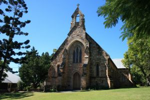 St Marys Anglican Church Memorial Chapel - Accommodation Whitsundays
