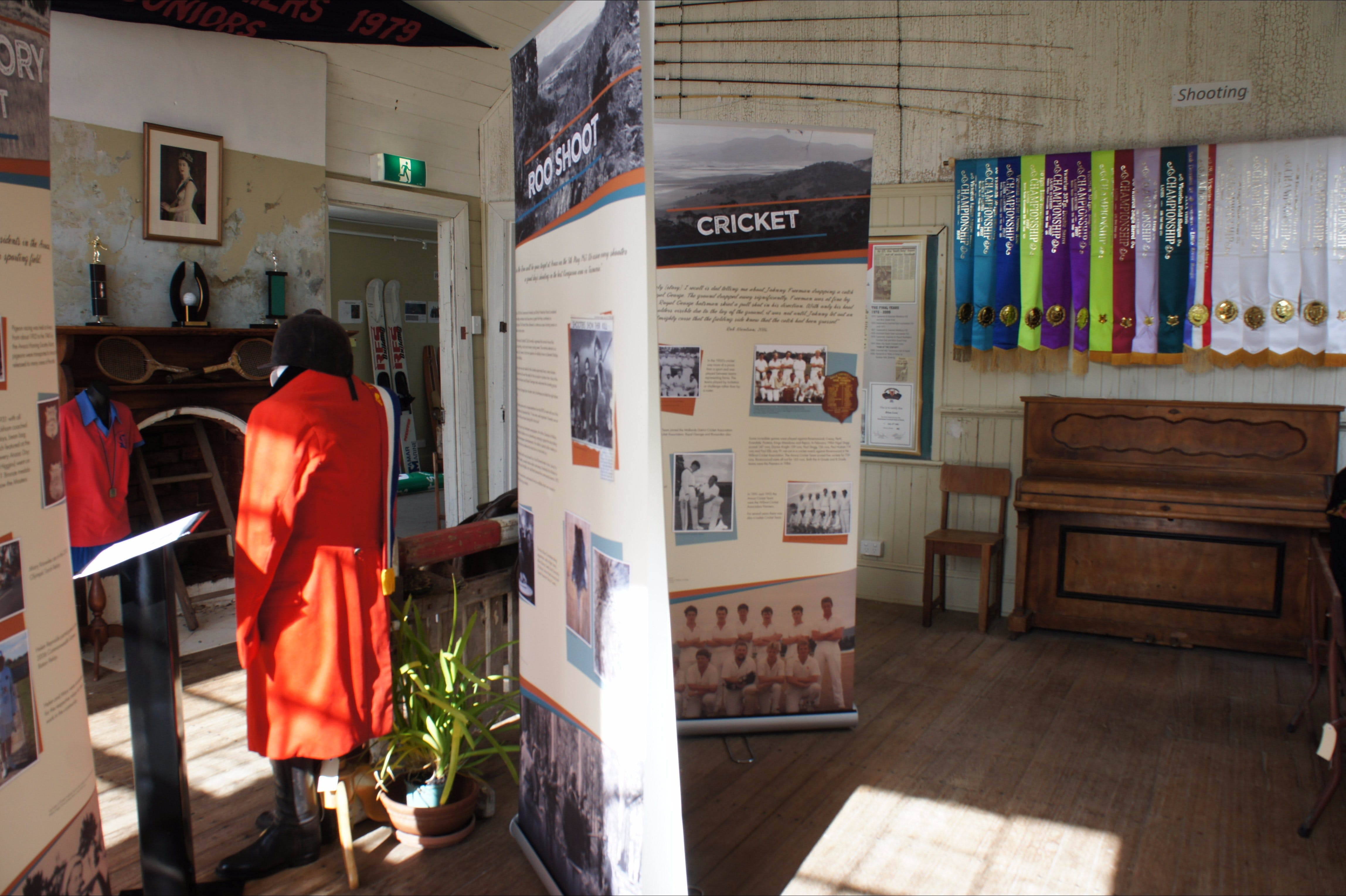 Avoca Museum and Information Centre - Accommodation Whitsundays
