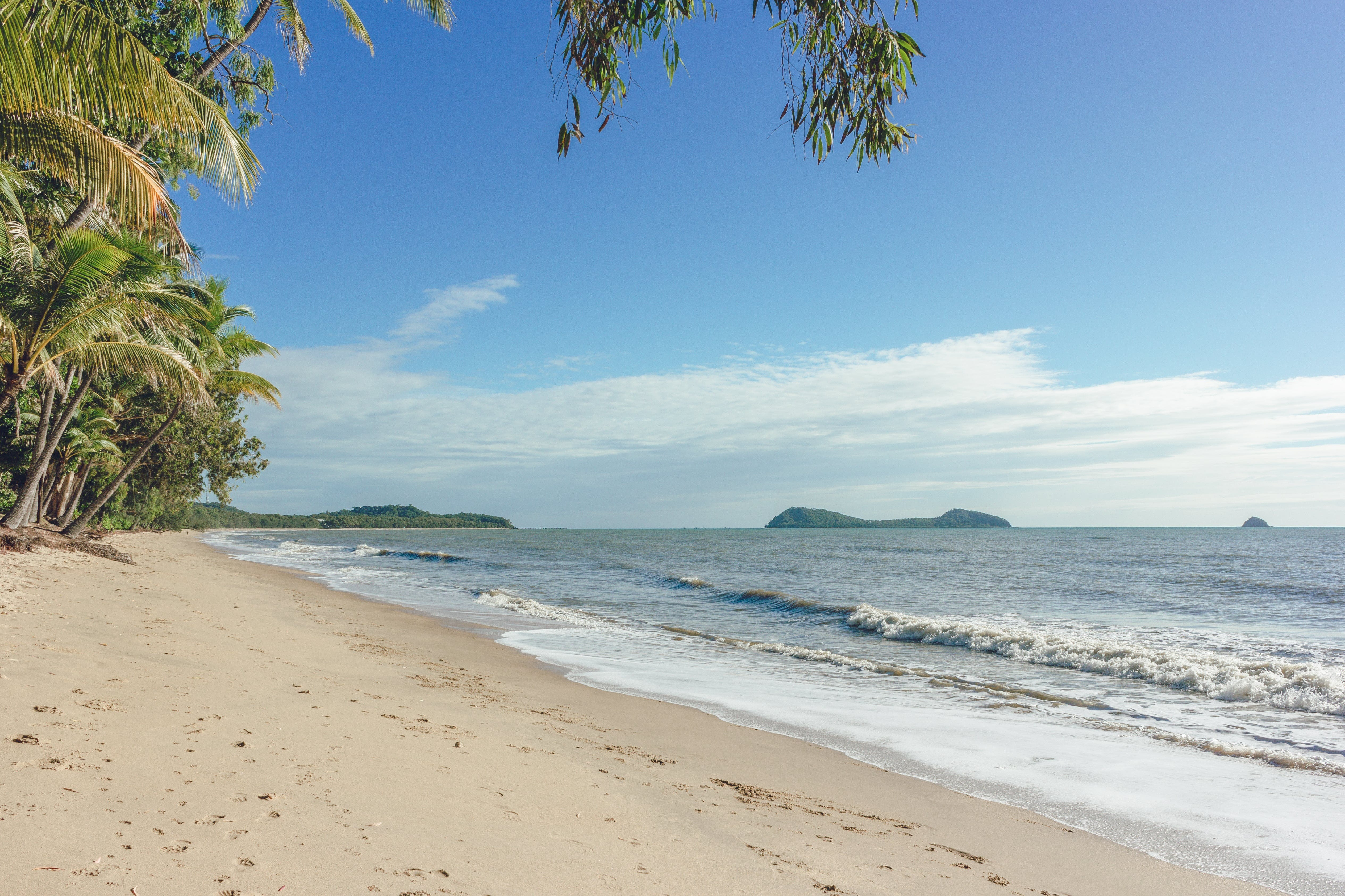 Clifton Beach - Accommodation Whitsundays