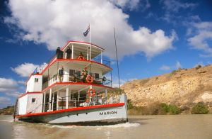 PS Marion Short Cruises - all cruises cancelled until further notice - Accommodation Whitsundays