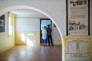 Redruth Gaol - Accommodation Whitsundays