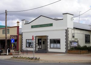 Braidwood Visitors Information Centre at the Theatre - Accommodation Whitsundays