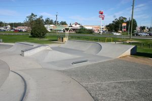 Campbelltown  Skate Park - Accommodation Whitsundays