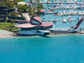 Hamilton Island Yacht Club - Accommodation Whitsundays