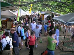 Eumundi Markets - Accommodation Whitsundays