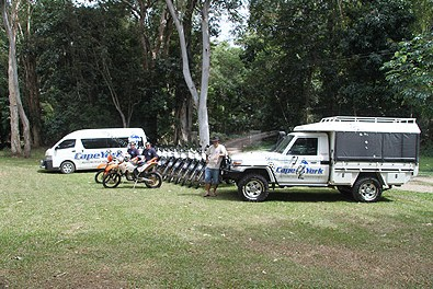 Cape York Motorcycle Adventures - Accommodation Whitsundays