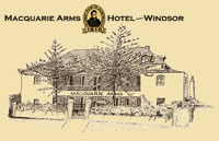 Macquarie Arms Hotel - Accommodation Whitsundays