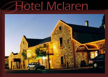 Hotel McLaren - Accommodation Whitsundays