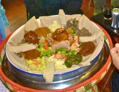 Made In Africa Ethiopian Restaurant - Accommodation Whitsundays