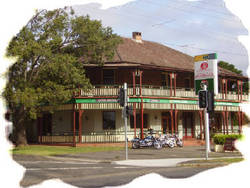 Appin Hotel - Accommodation Whitsundays