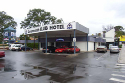 Leumeah Club Hotel - Accommodation Whitsundays