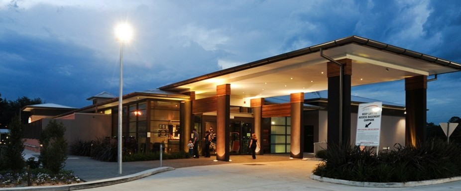 Springwood Sports Club - Accommodation Whitsundays
