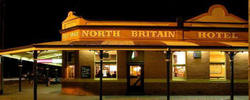 North Britain Hotel - Accommodation Whitsundays